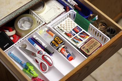 universal drawer organizer
