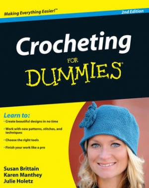 GIVEAWAY - Crocheting For Dummies & Polka Dot Posh Crochet Patterns ...