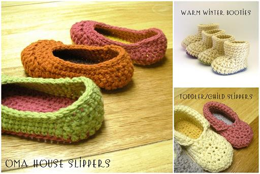Giveaway 3 Mamachee Crochet Patterns Closed