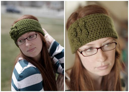 Crochet headband patterns - Squidoo : Welcome to Squidoo