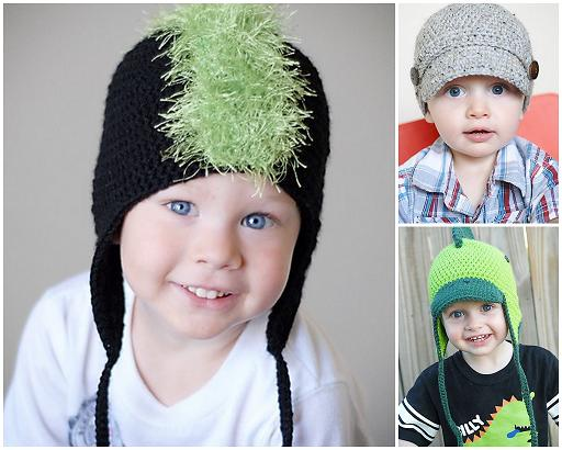 Crochet Children's Hat Patterns | AllFreeCrochet.com