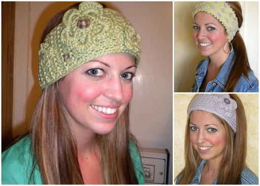 Downhill Earwarmer | crochet today