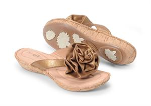 born water lilly sandal