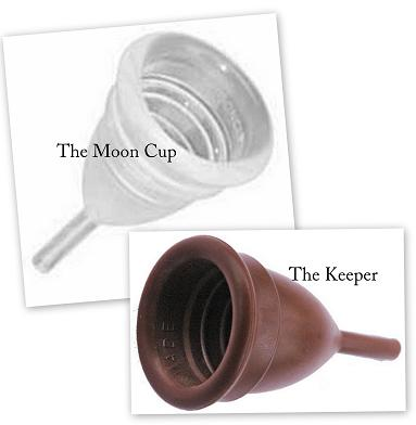 keeper and moon cup