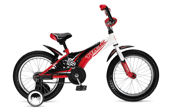 trek kids bike jet 16