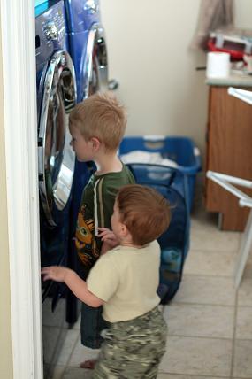 frigidaire affinity washer dryer