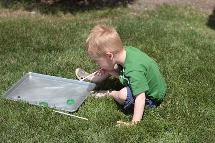 summer toddler preschool activity