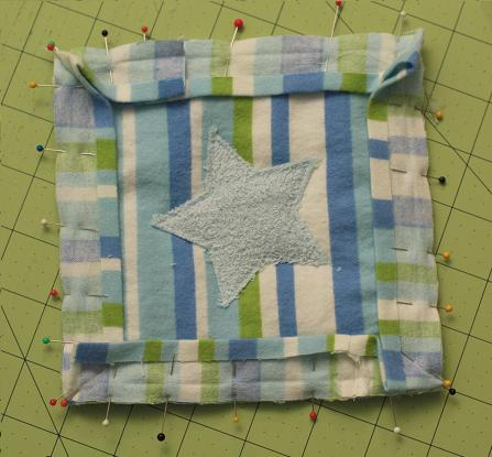 car seat pad sewing tutorial