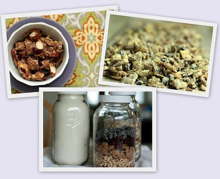 travel snack recipes
