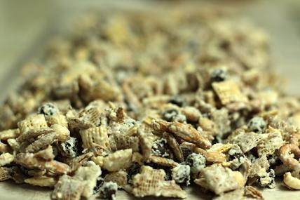 vanilla cereal chunks