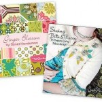 SEWING BITS AND PIECES ginger blossom fat quarter bundle