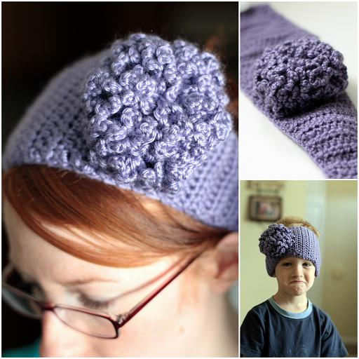 How to Make a Crocheted Headband | eHow.com
