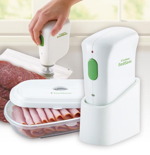 foodsaver handheld vacuum sealing system