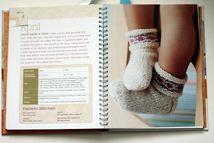melissa morgan oakes sock knitting book