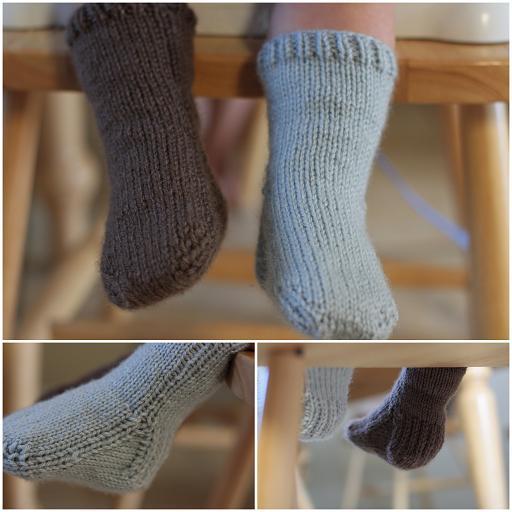 sample sock pattern