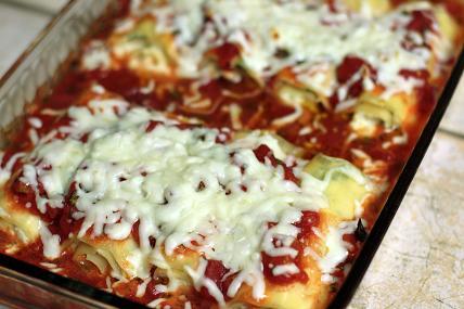 Weeknight Lasagna Rolls Ups America's Test Kitchen