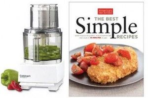 cuisinart and americas test kitchen