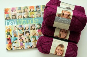hattitude and vanna's choice yarn lion brand