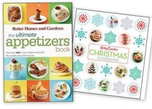 christmas cookbook giveaway