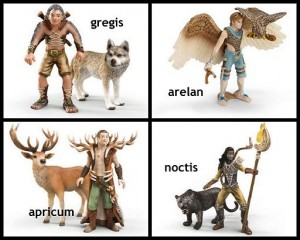 schleich november giveaway arelan tribe