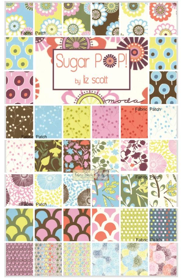 moda fabrics sugar pop