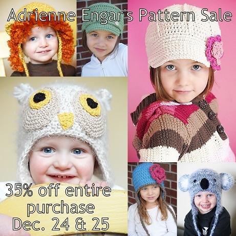 crochet pattern sale