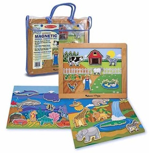 magnetic habitats melissa and doug