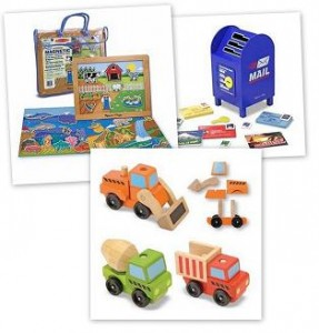 melissa and doug wooden toys