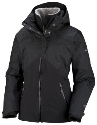 womens ice prism parka