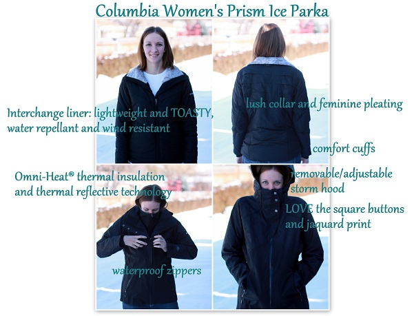 columbia prism ice parka