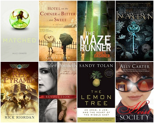 Popular Good Fiction Books For Young Adults Young Adult Fiction