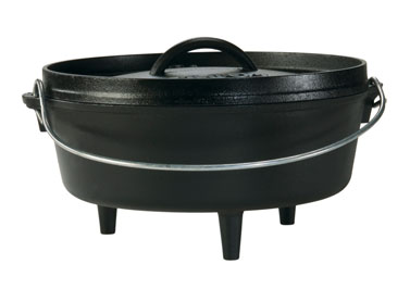 lodge dutch oven 12