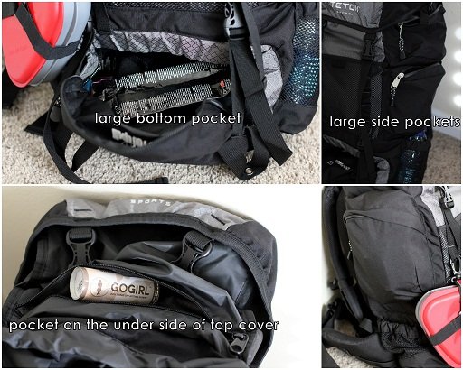 teton sports explorer 4000 lots of pockets