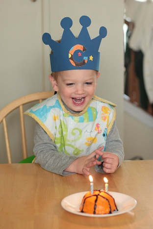 birthday crown pattern template