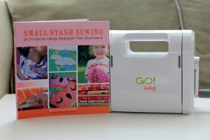 accuquilt go baby and small stash sewing