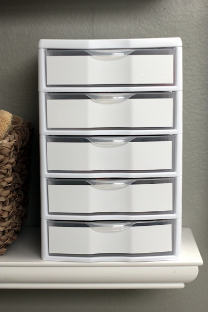 Makeup Organizer Drawers Walmart