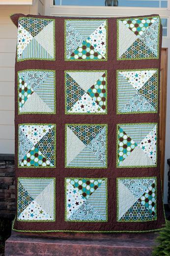 four corners quilt