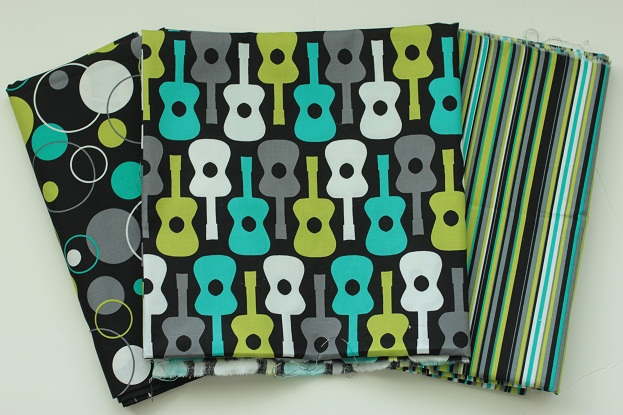 nursery decor ideas michael miller groovy fabric