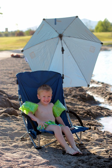 sportbrella beach umbrella