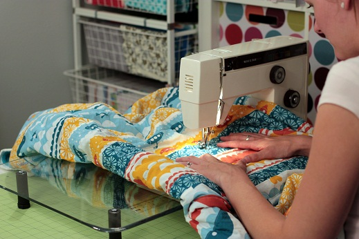 sew steady quilting table