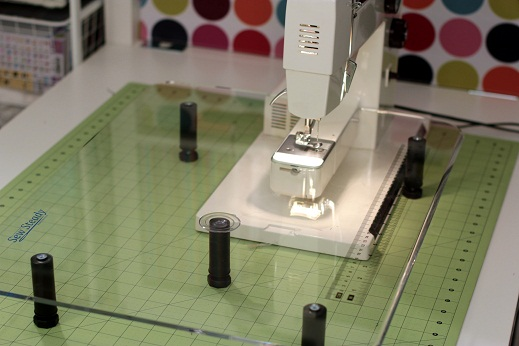sew steady sewing table for riccar