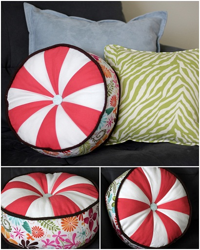 Sprocket Pillow