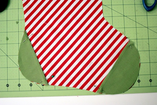 Easy To Make Your Own Christmas Stockings Patterns For