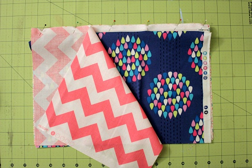 Zipperzip Pouch Tutorial How To Make A Lined Zippered Pouch
