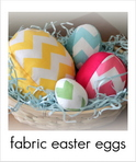 fabric easter eggs tutorial
