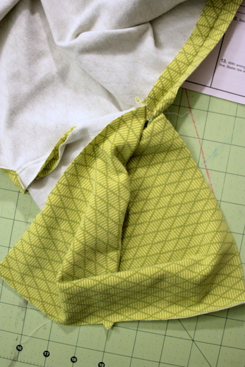 how to sew a set in sleeve