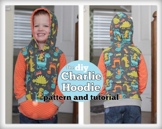 pattern hoodies