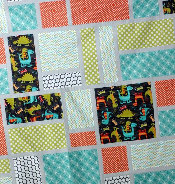 Jacks Blocks Quilt Pattern Vanilla Joy
