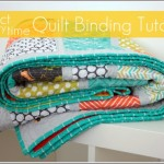 Thumbnail image for *TUTORIAL* Perfect Every Time Quilt Binding