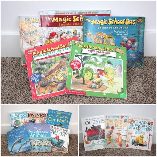 nonfiction kids books
